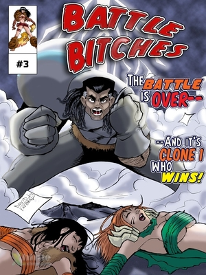 Battle Bitches #3- eAdult 8muses Porncomics