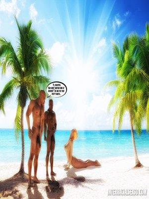 8muses 3D Porn Comics BBC Cum Slut On Vacation- InterracialSex3D image 04
