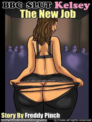 BBC Slut Kelsey 2 -New Job 8muses Interracial Comics