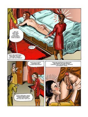 8muses Porncomics BDSM- Sister Monika 02 image 13