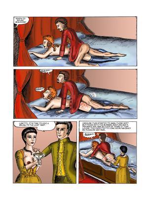 8muses Porncomics BDSM- Sister Monika 02 image 14