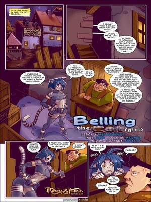 Belling Cat Girl 8muses Adult Comics