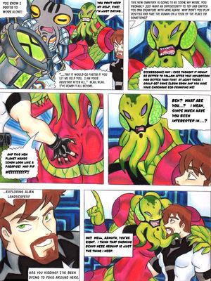 Ben 10- Untold Tale 8muses Adult Comics