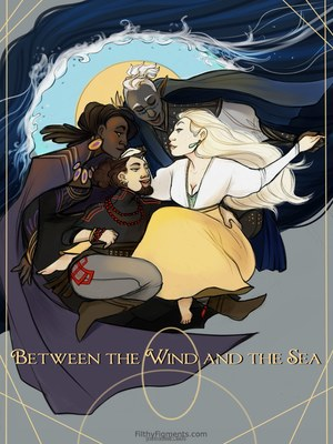 Between The Wind and The Sea 8muses Adult Comics