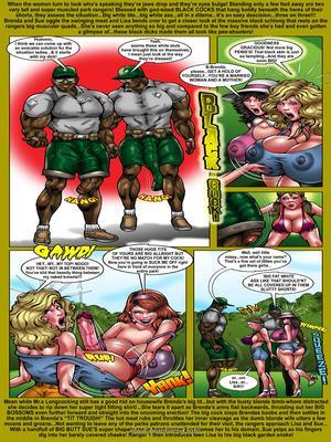 8muses Interracial Comics Big Tits Brenda- Picnic in Park-Smudge image 03