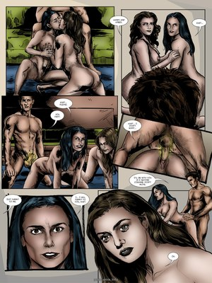 8muses Adult Comics Bigger 06- Mind control image 10