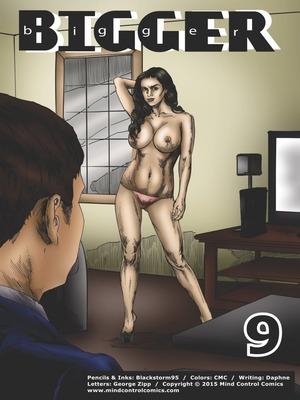 Bigger 09- Mind Control 8muses Adult Comics