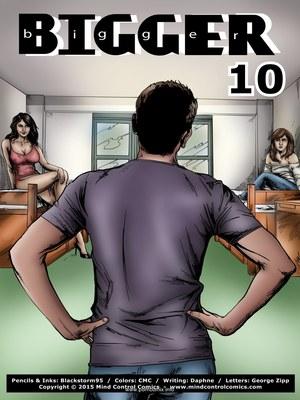 Bigger 10- Mind Control 8muses Adult Comics