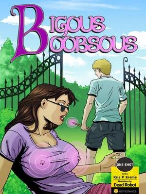 Bigous Boobsous- BotComics 8muses Adult Comics