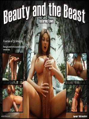 Blackadder- Beauty And The Beast 8muses 3D Porn Comics