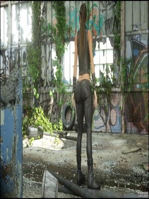 8muses 3D Porn Comics Blackadder- Below The City image 05
