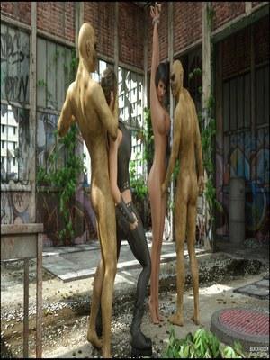 8muses 3D Porn Comics Blackadder- Below The City image 10