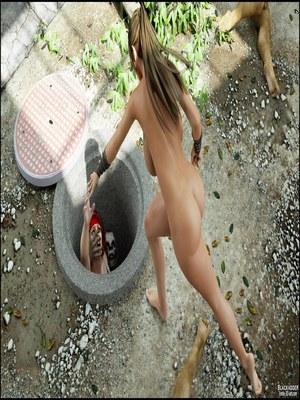 8muses 3D Porn Comics Blackadder- Below The City image 103