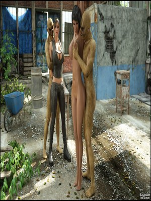 8muses 3D Porn Comics Blackadder- Below The City image 12