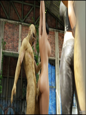 8muses 3D Porn Comics Blackadder- Below The City image 13