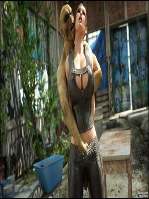 8muses 3D Porn Comics Blackadder- Below The City image 17