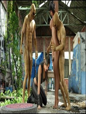 8muses 3D Porn Comics Blackadder- Below The City image 24