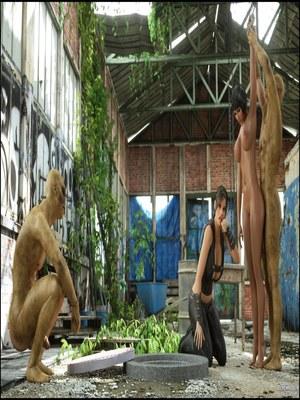 8muses 3D Porn Comics Blackadder- Below The City image 25