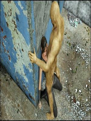 8muses 3D Porn Comics Blackadder- Below The City image 28
