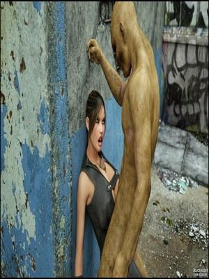 8muses 3D Porn Comics Blackadder- Below The City image 30