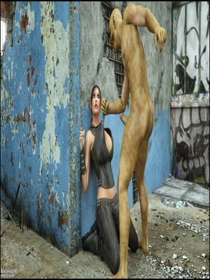 8muses 3D Porn Comics Blackadder- Below The City image 33