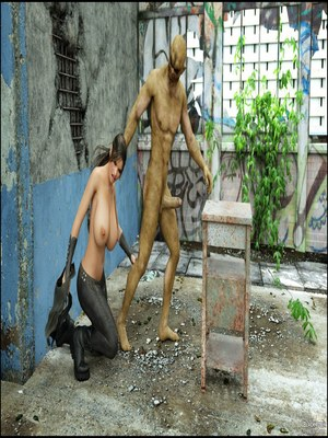 8muses 3D Porn Comics Blackadder- Below The City image 37