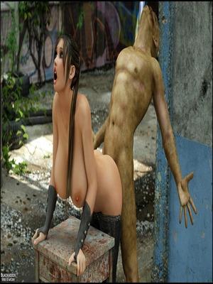 8muses 3D Porn Comics Blackadder- Below The City image 44