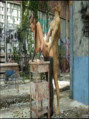 8muses 3D Porn Comics Blackadder- Below The City image 46