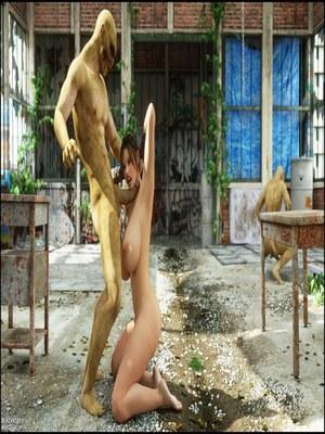 8muses 3D Porn Comics Blackadder- Below The City image 49