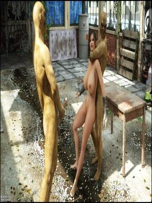 8muses 3D Porn Comics Blackadder- Below The City image 54