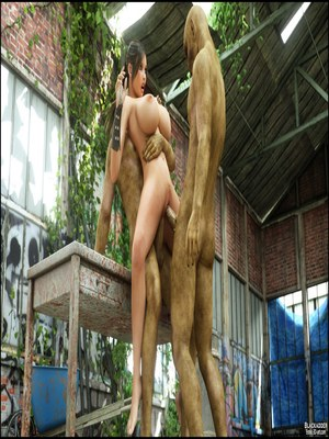 8muses 3D Porn Comics Blackadder- Below The City image 57