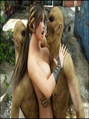 8muses 3D Porn Comics Blackadder- Below The City image 60