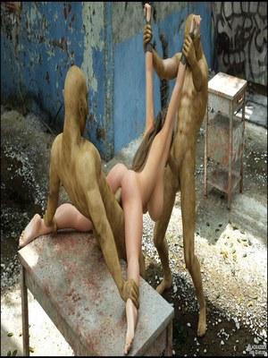 8muses 3D Porn Comics Blackadder- Below The City image 65