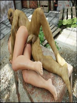 8muses 3D Porn Comics Blackadder- Below The City image 72