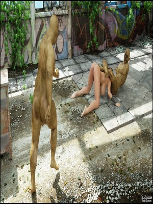 8muses 3D Porn Comics Blackadder- Below The City image 83