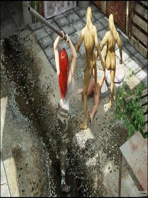 8muses 3D Porn Comics Blackadder- Below The City image 98
