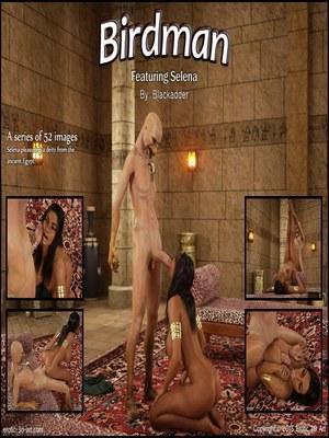 Blackadder- Birdman 8muses 3D Porn Comics