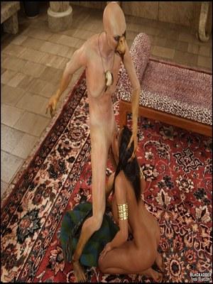 8muses 3D Porn Comics Blackadder- Birdman image 10