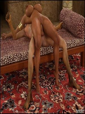 8muses 3D Porn Comics Blackadder- Birdman image 39