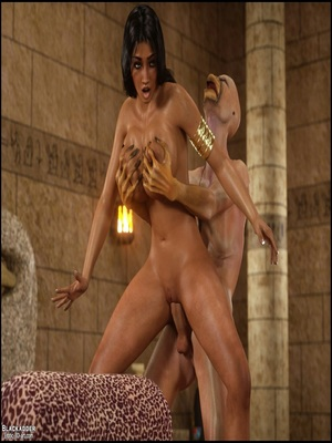 8muses 3D Porn Comics Blackadder- Birdman image 45