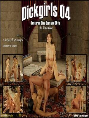 Blackadder- DickGirls 4 8muses 3D Porn Comics