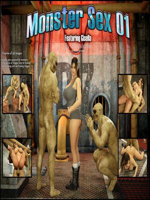 Blackadder- Monster sex 01 8muses 3D Porn Comics