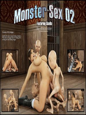 Blackadder- Monster Sex 02 8muses 3D Porn Comics