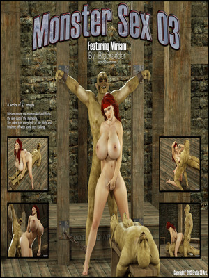 Blackadder- Monster Sex 03 8muses 3D Porn Comics