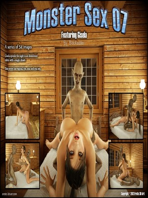 Blackadder- Monster Sex 07 8muses 3D Porn Comics
