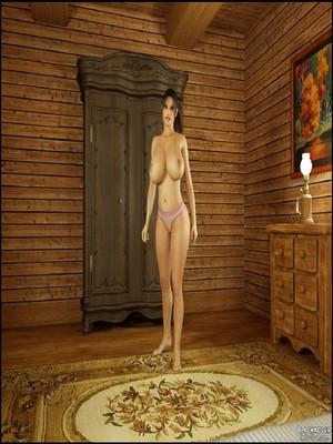 8muses 3D Porn Comics Blackadder- Monster Sex 07 image 06
