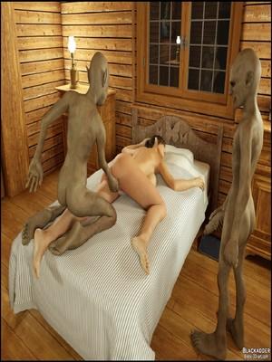 8muses 3D Porn Comics Blackadder- Monster Sex 07 image 14