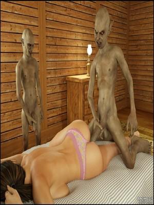 8muses 3D Porn Comics Blackadder- Monster Sex 07 image 17