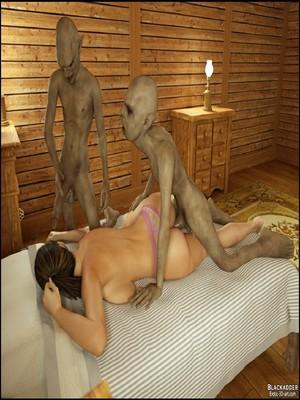 8muses 3D Porn Comics Blackadder- Monster Sex 07 image 22