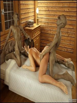 8muses 3D Porn Comics Blackadder- Monster Sex 07 image 28